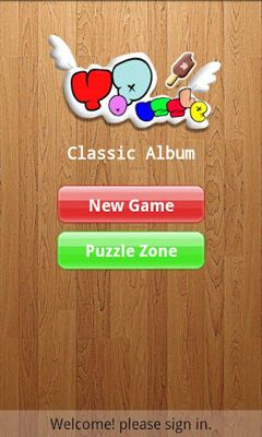 Screenshots of the Yo Jigsaw Puzzle - All In One for Android tablet, phone.