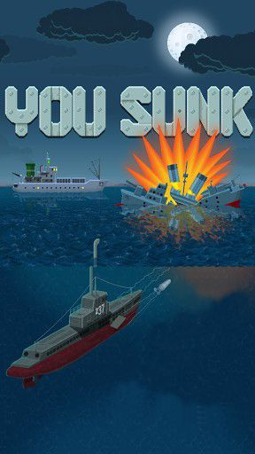 Download You sunk: Submarine game Android free game. Get full version of Android apk app You sunk: Submarine game for tablet and phone.