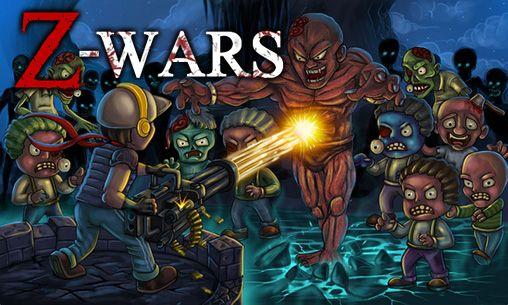 Download Z-Wars: Zombie war Android free game. Get full version of Android apk app Z-Wars: Zombie war for tablet and phone.