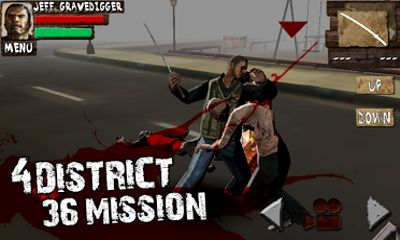Screenshots of the Zalive - Zombie Survival for Android tablet, phone. - بازی بقای زامبی برای اندروید