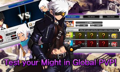 Screenshots of the ZENONIA 5 for Android tablet, phone.