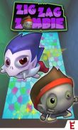 In addition to the game Endless Escape for Android phones and tablets, you can also download Zig Zag Zombie for free.