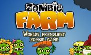 In addition to the game Pocket Frogs for Android phones and tablets, you can also download Zombie Farm for free.