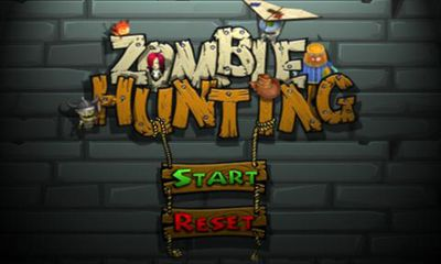 Screenshots of the Zombie Hunting for Android tablet, phone.