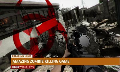 Screenshots of the Zombie Kill Free Game for Android tablet, phone.