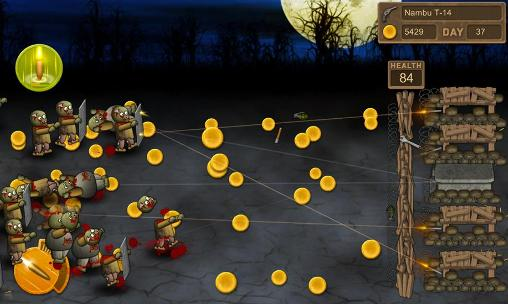 Screenshots of the Zombie madness 2 for Android tablet, phone.