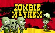 In addition to the game PES 2011 Pro Evolution Soccer for Android phones and tablets, you can also download Zombie Mayhem for free.