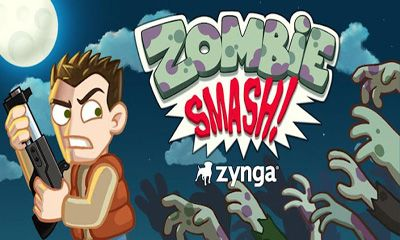 Screenshots of the Zombie Smash for Android tablet, phone.