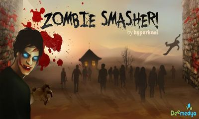 Screenshots of the Zombie Smasher! for Android tablet, phone.