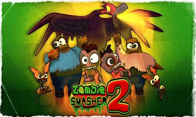 Screenshots of the Zombie Smasher 2 for Android tablet, phone.