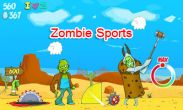 In addition to the game Caveman Run for Android phones and tablets, you can also download Zombie Sports for free.