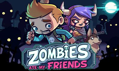 Screenshots of the Zombies Ate My Friends for Android tablet, phone.