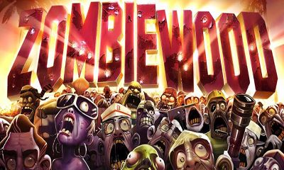 Screenshots of the Zombiewood for Android tablet, phone.