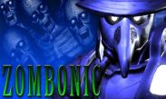 In addition to the game Tiny Tribe for Android phones and tablets, you can also download Zombonic for free.