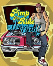 Mobile game MTV Pimp My Ride: KidRock - screenshots. Gameplay MTV Pimp My Ride: KidRock