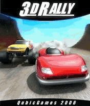 Mobile game 3D Rally - screenshots. Gameplay 3D Rally