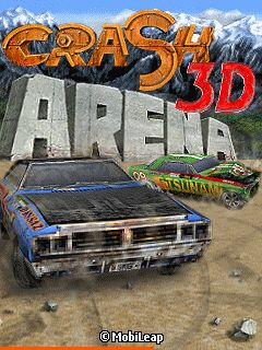 Mobile game Crash Arena 3D - screenshots. Gameplay Crash Arena 3D