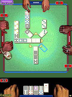 Mobile game Domino Fever - screenshots. Gameplay Domino Fever