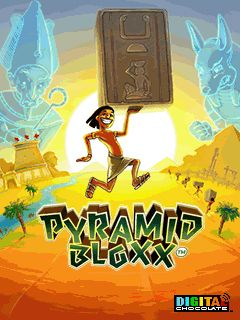 Mobile game Pyramid Bloxx: Classics  - screenshots. Gameplay Pyramid Bloxx: Classics