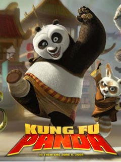 Mobile game Kung Fu Panda - screenshots. Gameplay Kung Fu Panda