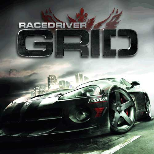 Race driver GRID 3D - java game for mobile. Race driver GRID 3D ...