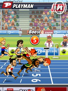 Mobile game Playman: Summer games 3 - screenshots. Gameplay Playman: Summer games 3