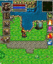 Mobile game Diablo 2 - screenshots. Gameplay Diablo 2