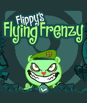 Mobile game Happy Tree Friends - Flippy's Flying Frenzy - screenshots. Gameplay Happy Tree Friends - Flippy's Flying Frenzy