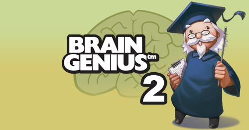 Mobile game Brain Genius 2 - screenshots. Gameplay Brain Genius 2