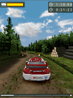 Mobile game Rally master pro - screenshots. Gameplay Rally master pro