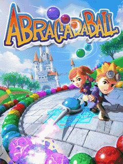 Mobile game AbracadaBall - screenshots. Gameplay AbracadaBall