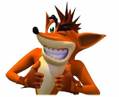 Crash Bandicoot: Nitro Kart 2 - java game for mobile. Crash ...