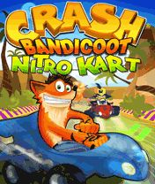 Mobile game Crash Bandicoot: Nitro Kart 2 - screenshots. Gameplay Crash Bandicoot: Nitro Kart 2