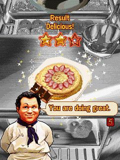 Mobile game Pocket Chef - screenshots. Gameplay Pocket Chef