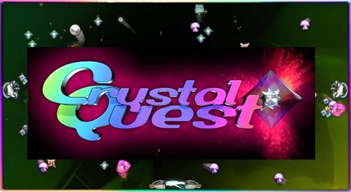 Crystal Quest - java game for mobile. Crystal Quest free download.