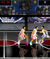 Mobile game Showtime Basketball - screenshots. Gameplay Showtime Basketball