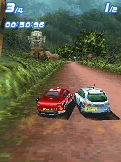 Игру Rally 3D