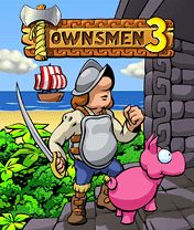 Mobile game Townsmen 3 - screenshots. Gameplay Townsmen 3