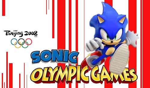 Sonic At The Olympic Games 2008 - java game for mobile. Sonic At ...