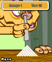 Mobile game Drug Addict - screenshots. Gameplay Drug Addict