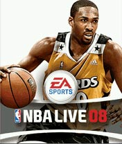 Mobile game NBA Live 2008 - screenshots. Gameplay NBA Live 2008