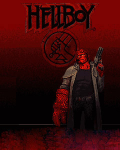 Mobile game Hellboy - screenshots. Gameplay Hellboy