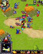 Mobile game Rise Of Lost Empires - screenshots. Gameplay Rise Of Lost Empires