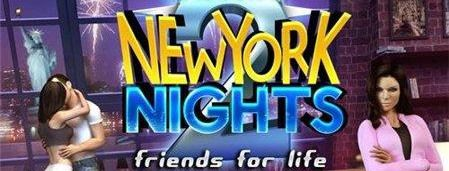 Mobile game New York nights 2: Friends for life - screenshots. Gameplay New York nights 2: Friends for life