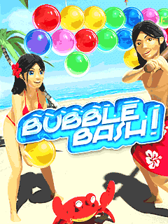 Mobile game Bubble Bash - screenshots. Gameplay Bubble Bash