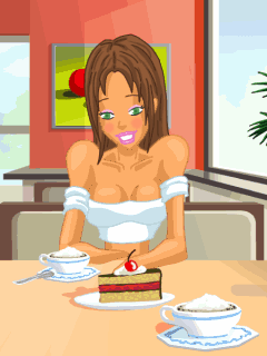 Mobile game Bad Girl: Sех on-line - screenshots. Gameplay Bad Girl: Sех on-line