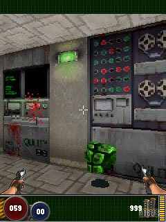 Mobile game Alien Shooter 3D - screenshots. Gameplay Alien Shooter 3D