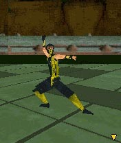 Mobile game Mortal Kombat 3D - screenshots. Gameplay Mortal Kombat 3D