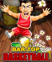 Mobile game Bar Top Basketball - screenshots. Gameplay Bar Top Basketball
