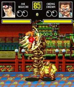 Mobile game Fatal Fury Mobile - screenshots. Gameplay Fatal Fury Mobile